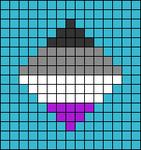 Alpha pattern #83735