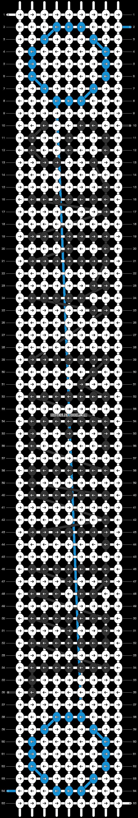 Alpha pattern #83739 pattern
