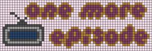 Alpha pattern #83742