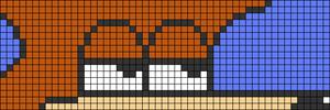 Alpha pattern #83745