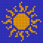Alpha pattern #83750