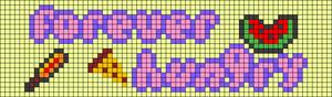 Alpha pattern #83767