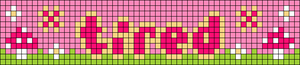 Alpha pattern #83768