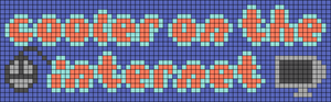 Alpha pattern #83772