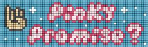 Alpha pattern #83773
