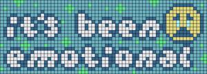 Alpha pattern #83783
