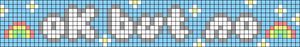 Alpha pattern #83784
