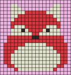 Alpha pattern #83785