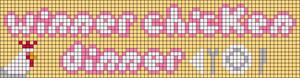 Alpha pattern #83786