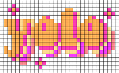 Alpha pattern #83798