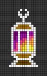Alpha pattern #83803