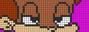 Alpha pattern #83811