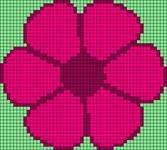 Alpha pattern #83813