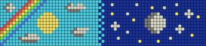 Alpha pattern #83817