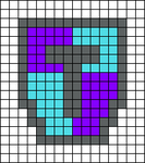 Alpha pattern #83829