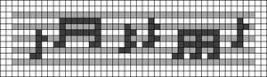 Alpha pattern #83830
