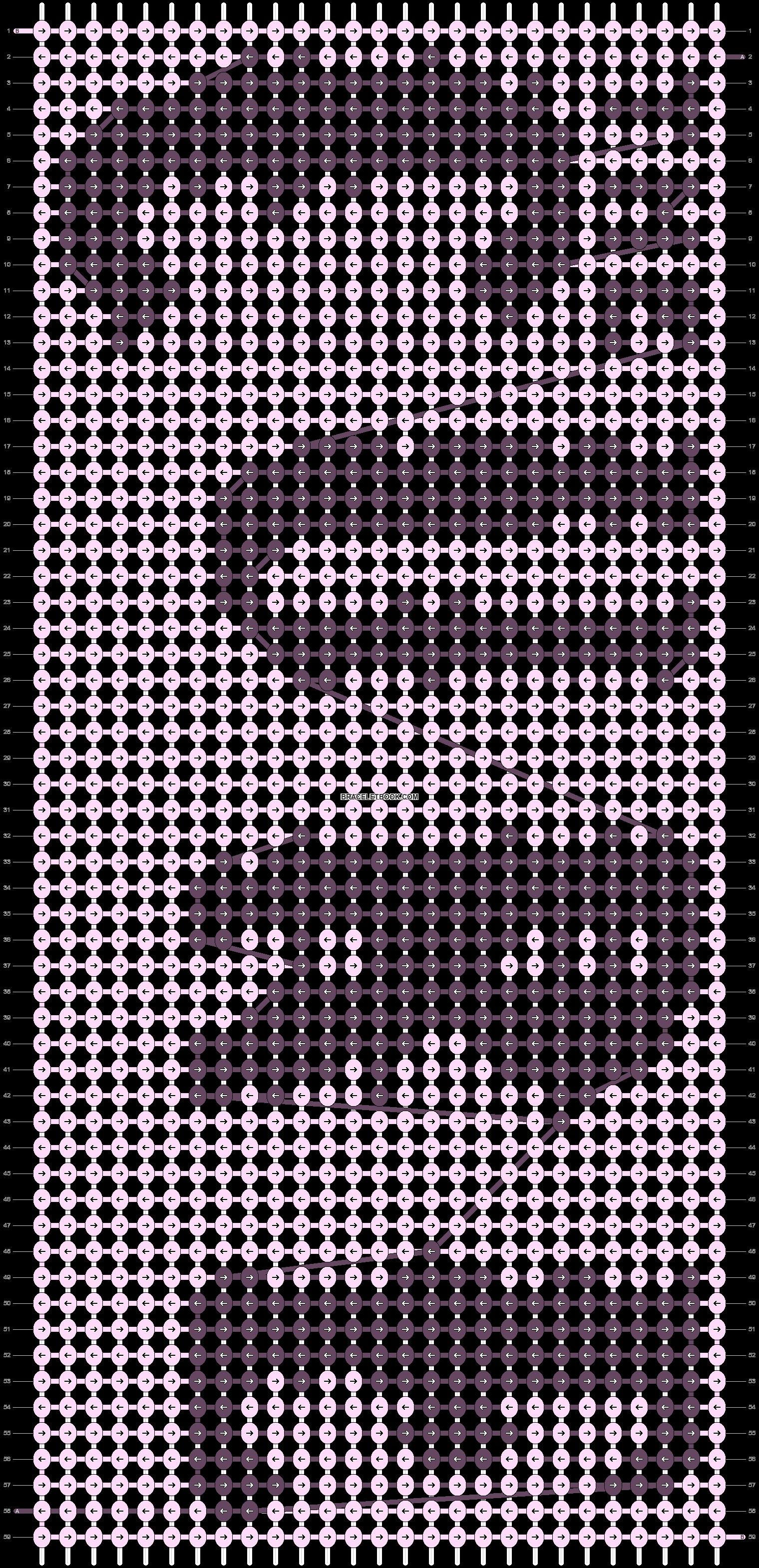 Alpha pattern #83836 pattern