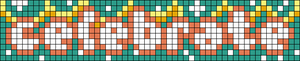 Alpha pattern #83838