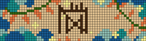 Alpha pattern #83846
