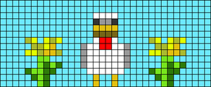 Alpha pattern #83849