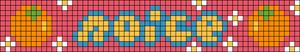 Alpha pattern #83851