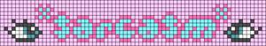 Alpha pattern #83852