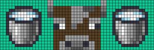Alpha pattern #83853