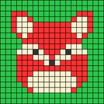 Alpha pattern #83855
