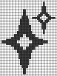 Alpha pattern #83858