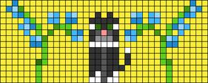 Alpha pattern #83864