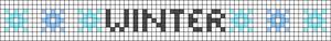 Alpha pattern #83867