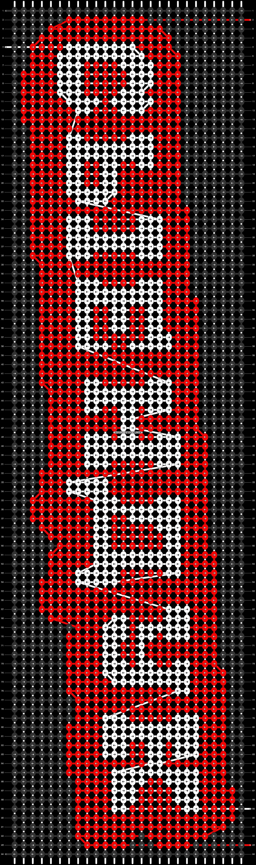 Alpha pattern #83870 pattern