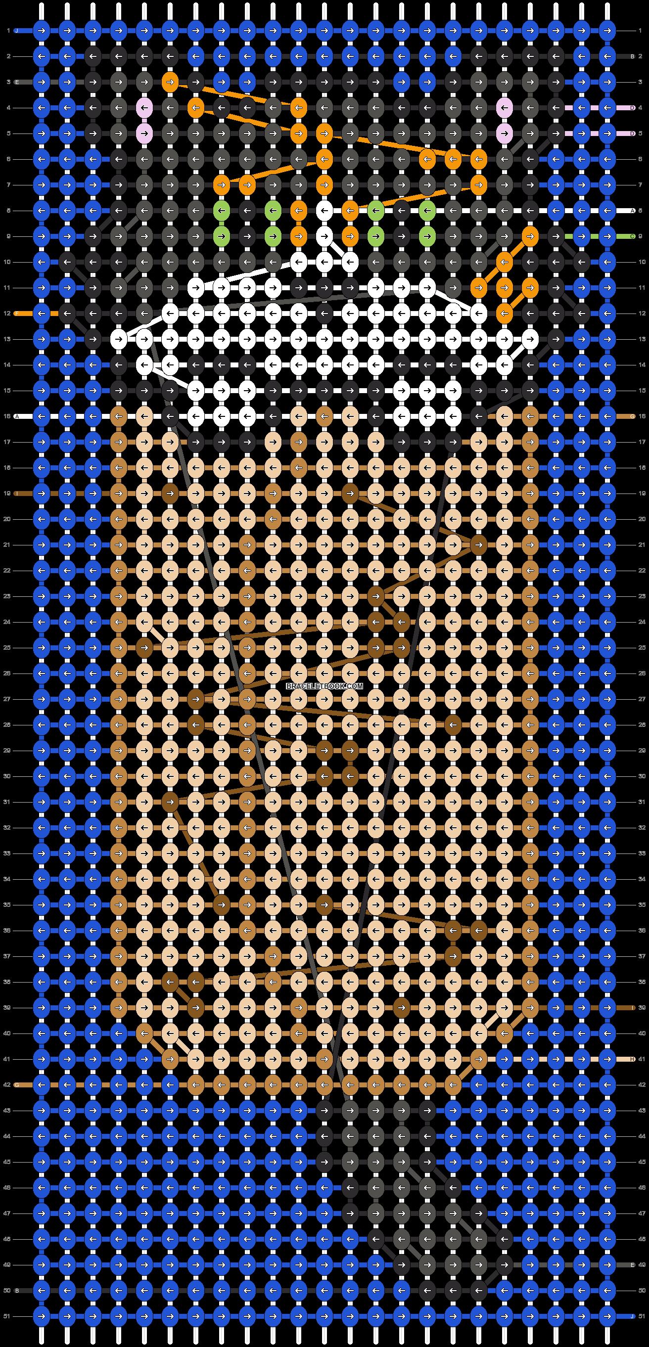 Alpha pattern #83879 pattern