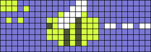 Alpha pattern #83892