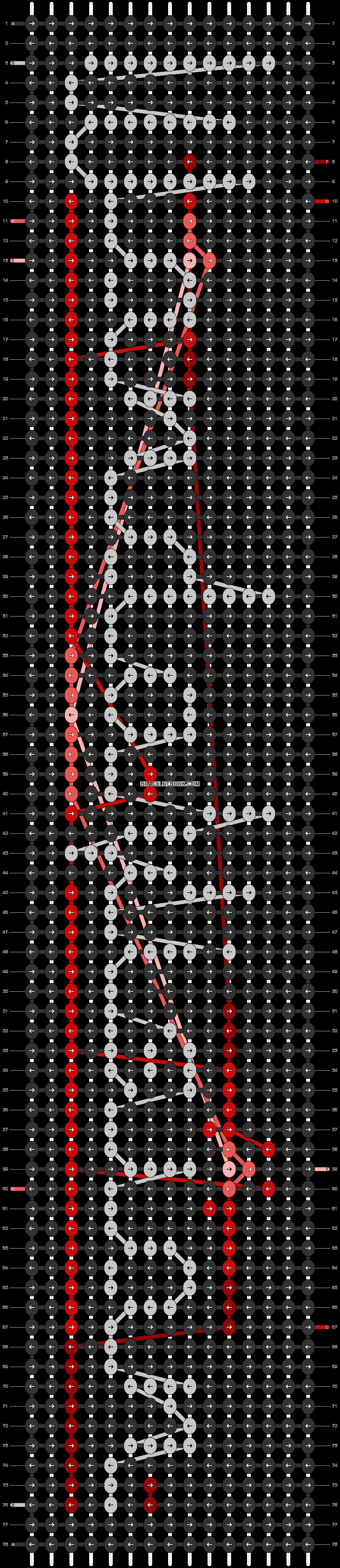 Alpha pattern #83896 pattern