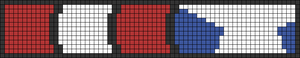 Alpha pattern #83897