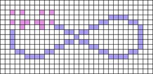 Alpha pattern #83898
