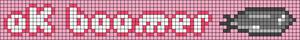 Alpha pattern #83901