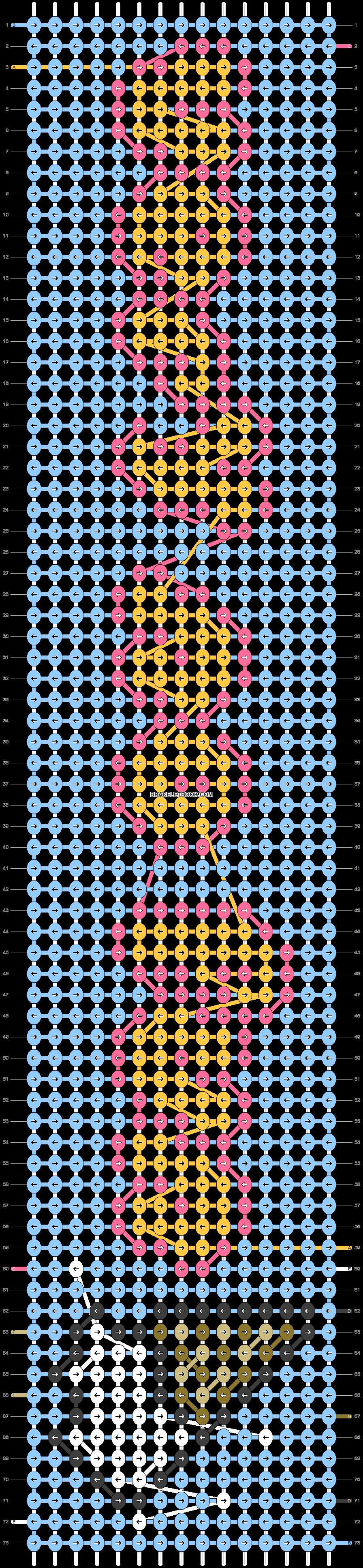 Alpha pattern #83902 pattern