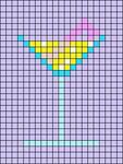 Alpha pattern #83903