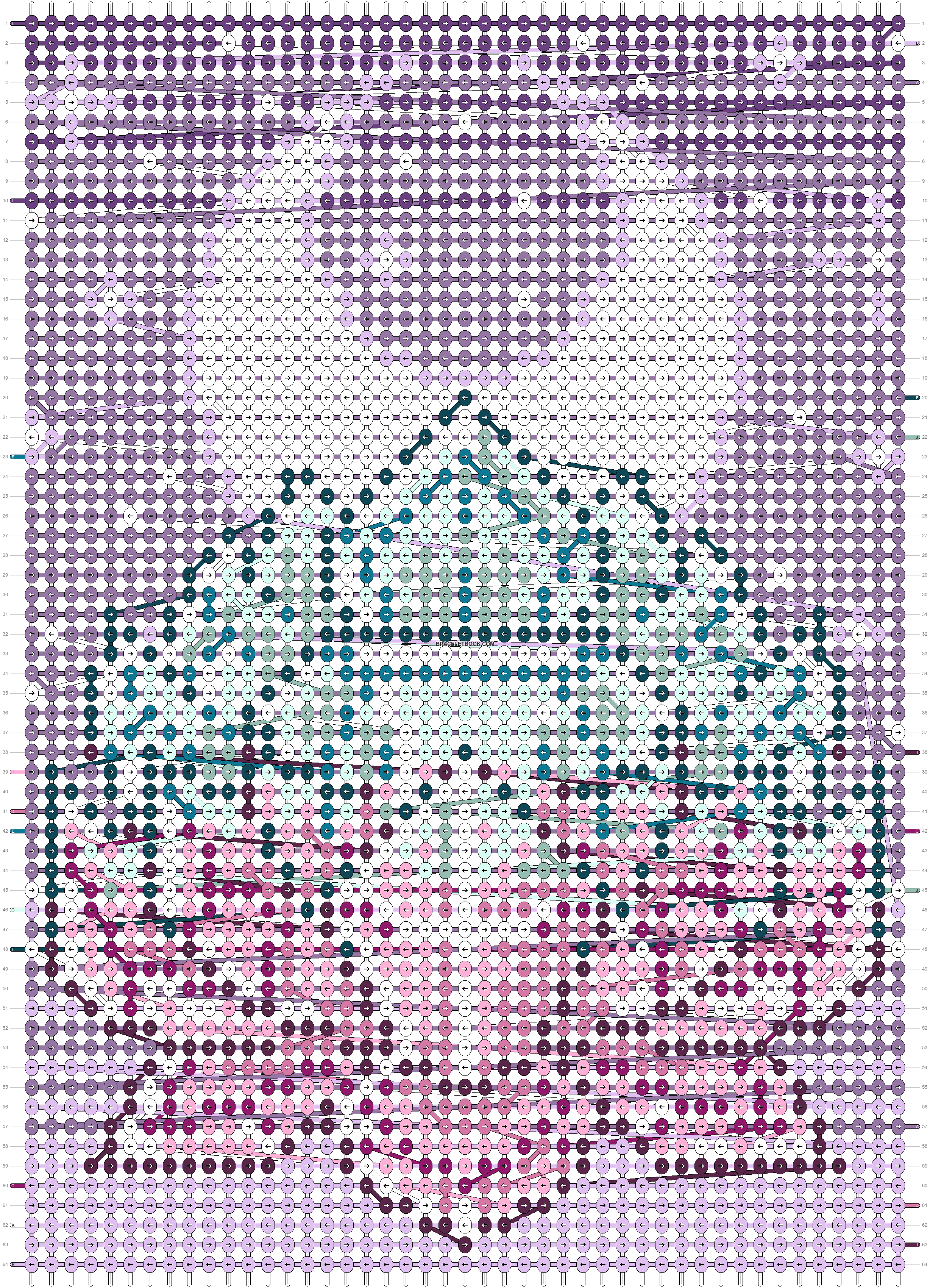 Alpha pattern #83910 pattern