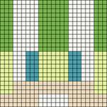 Alpha pattern #83923
