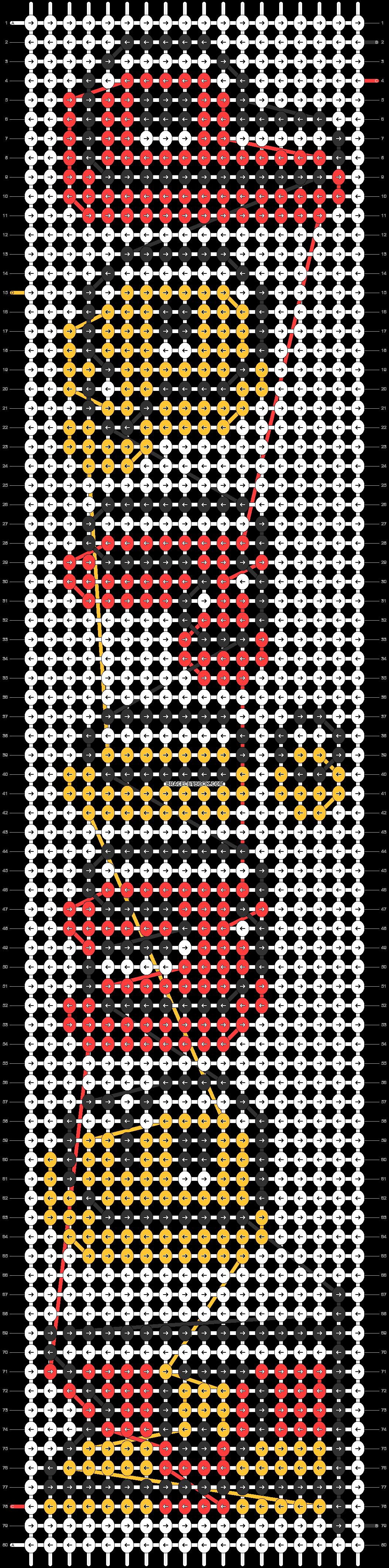 Alpha pattern #83929 pattern