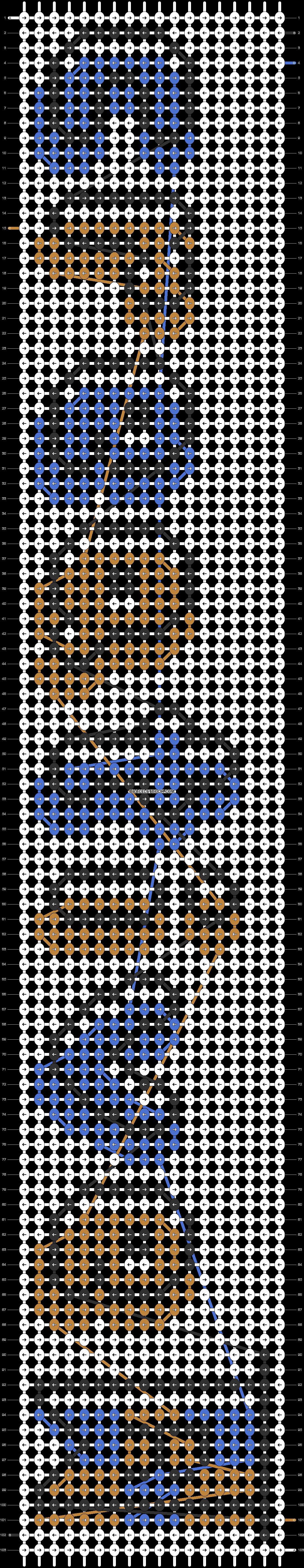 Alpha pattern #83931 pattern