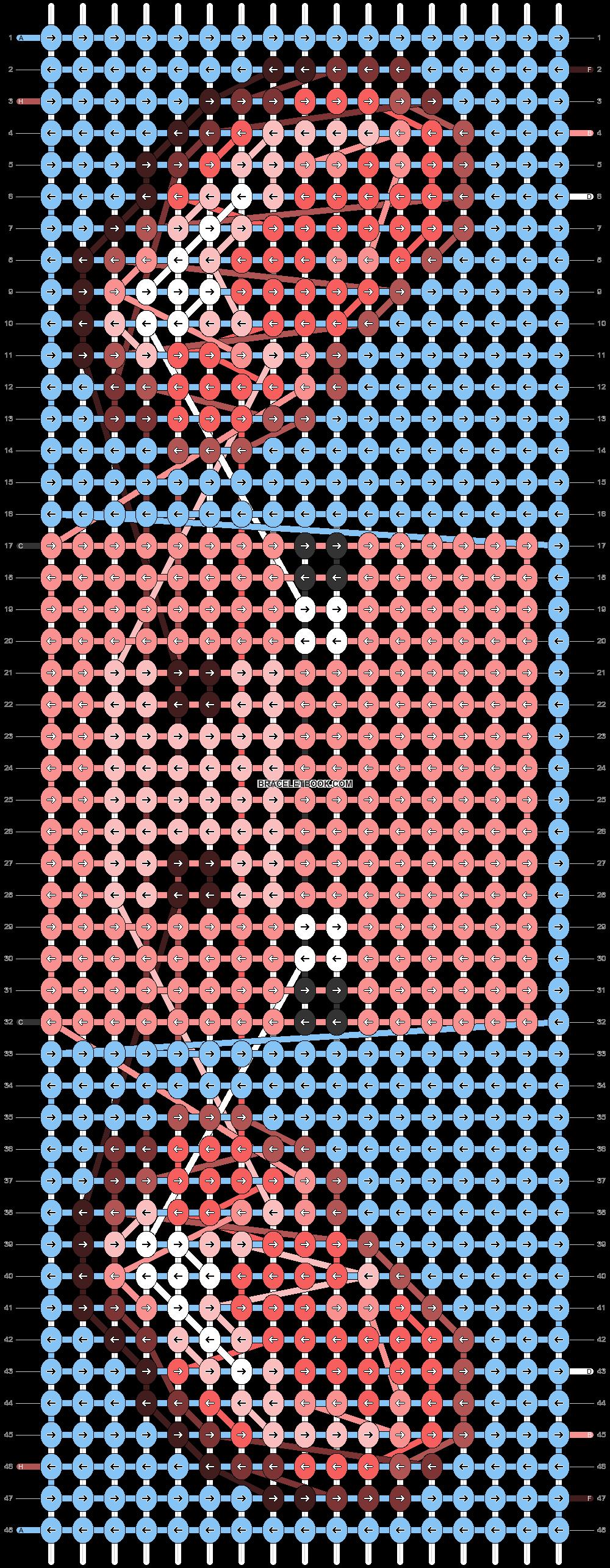 Alpha pattern #83941 pattern