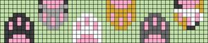 Alpha pattern #83949