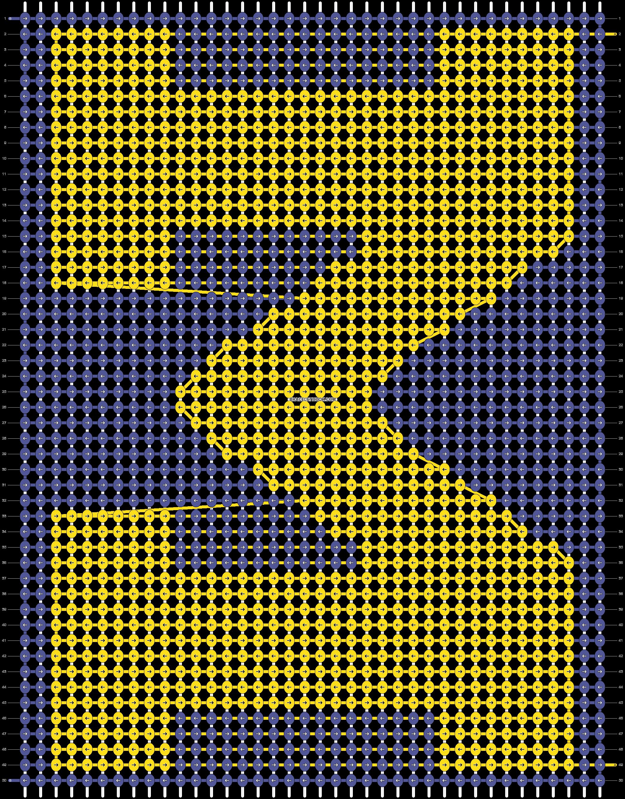 Alpha pattern #83957 pattern