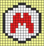 Alpha pattern #83963