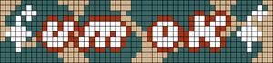Alpha pattern #83972