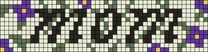 Alpha pattern #83975